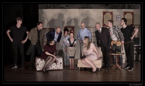 """Compagnia Teatrando - """"Rumori fuori scena"""""""