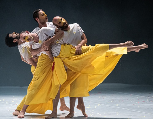 """Yossi Berg & Oded Graf - """"The Rite of Spring"""""""