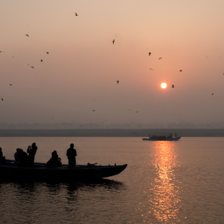 Un giorno a Varanasi (India)