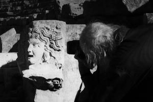 mostra di Josef Koudelka all'Ara Pacis