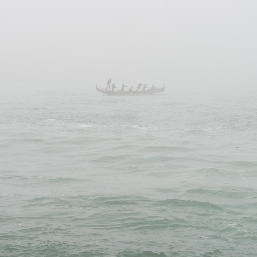 Una storia a Venezia, Una storia a Venezia in un'ovattata atmosfera invernale