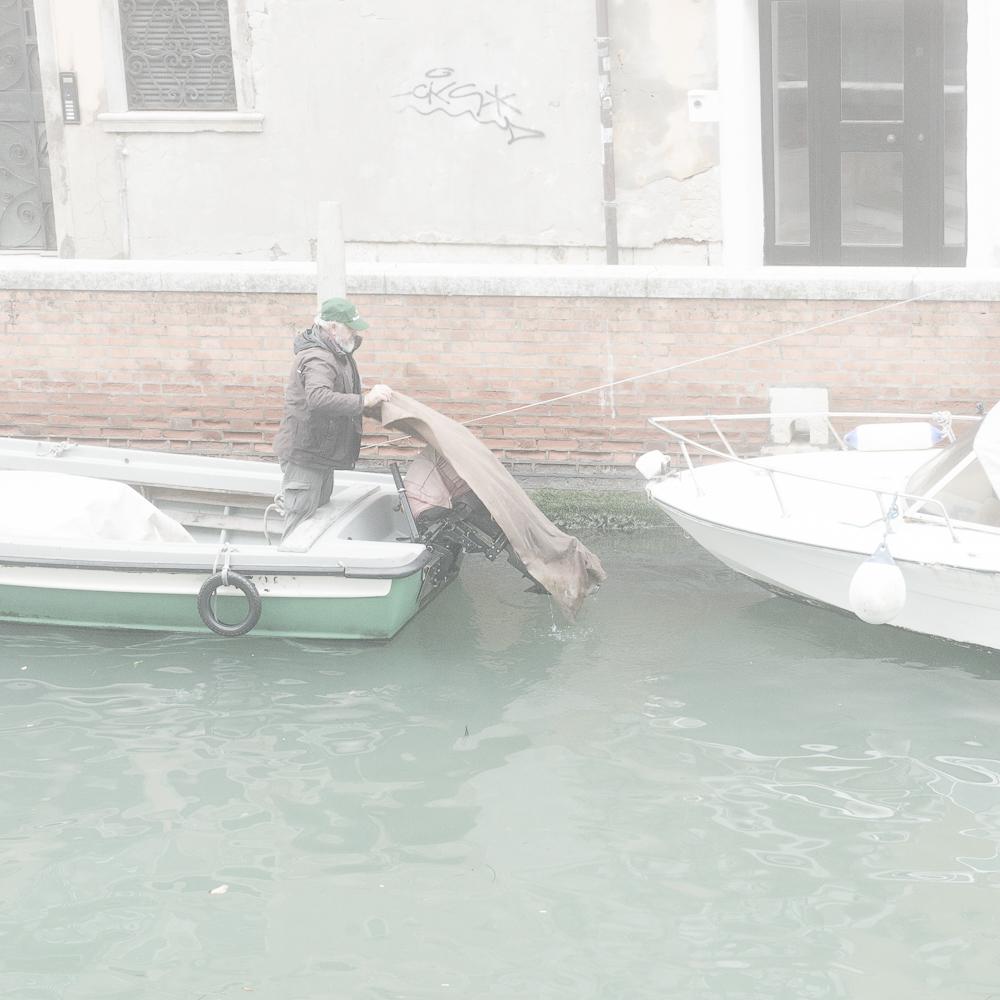 Una storia a Venezia