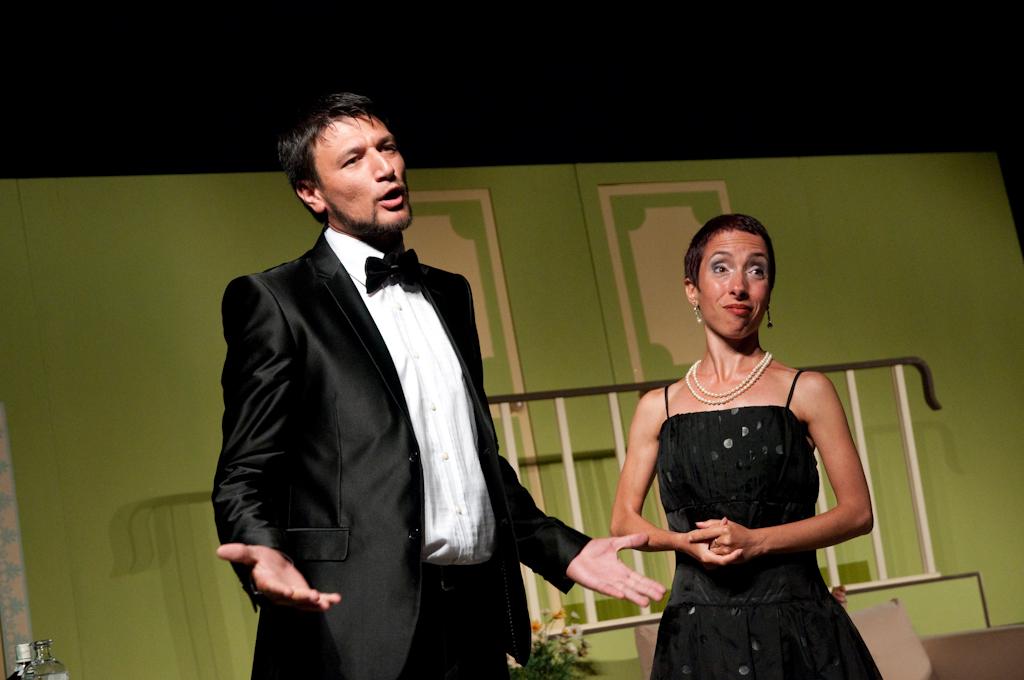 "Compagnia Teatrando - ""Rumors"""