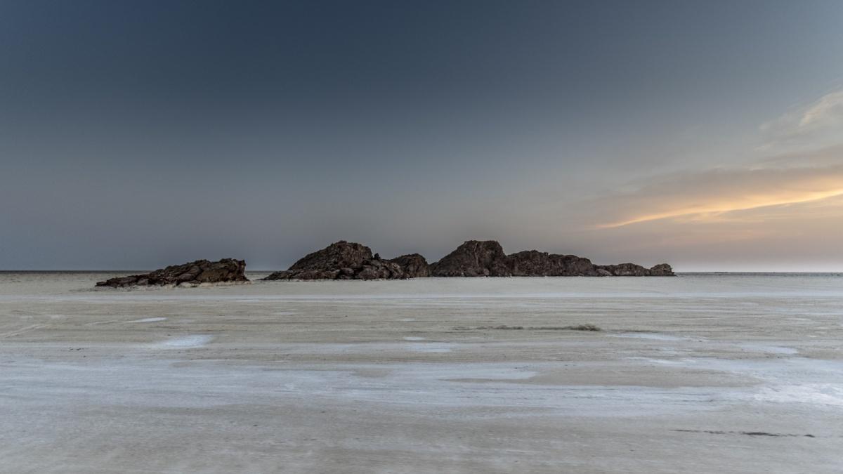 Dancalia - La piana del sale