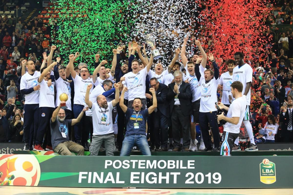 Final Eight Basket. Firenze