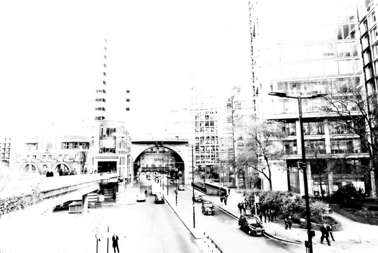 Urban Postcards